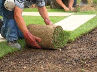 Handleiding graszoden leggen